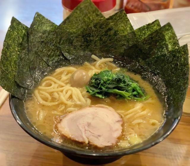 横浜家系 小田原商店 マックス (2)