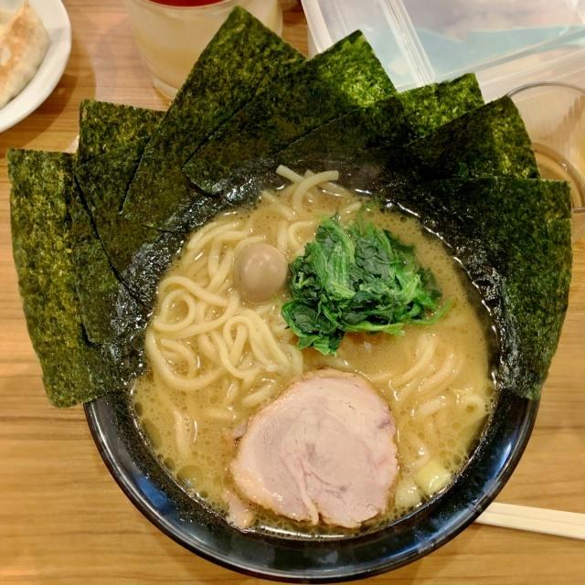 横浜家系 小田原商店 マックス (3)