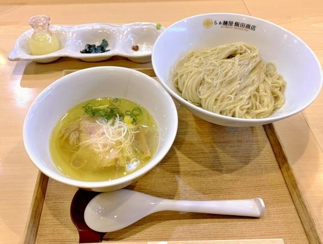 らぁ麺屋 飯田商店 (11)