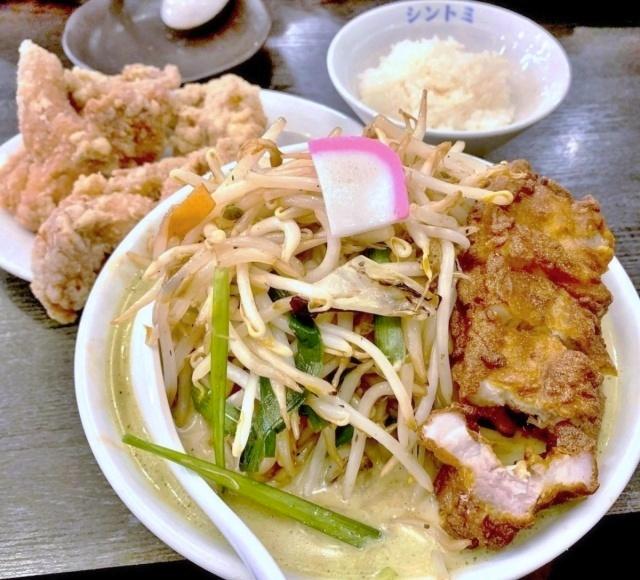 極濃湯麺シントミ 本庄インター店 (9)