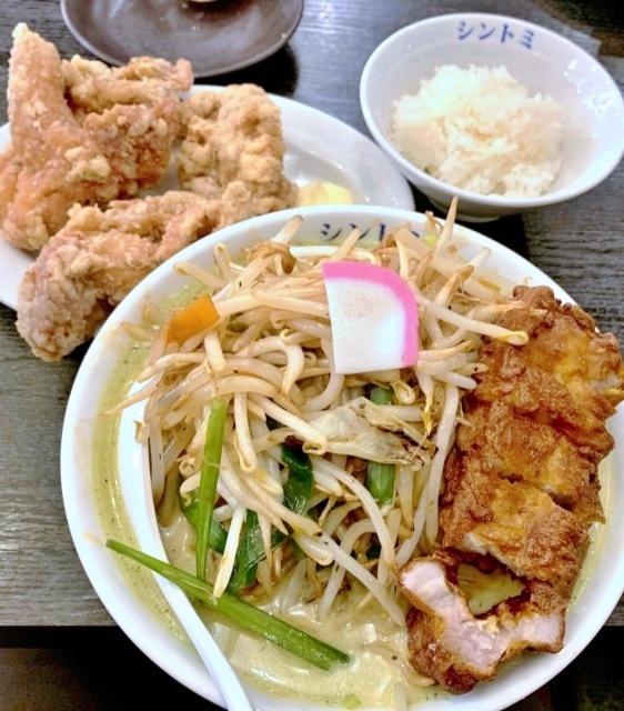 極濃湯麺シントミ 本庄インター店 (10)