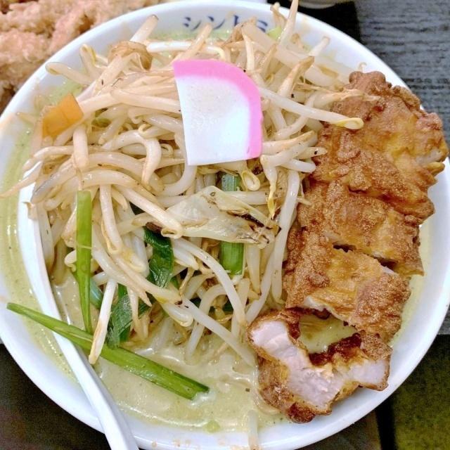 極濃湯麺シントミ 本庄インター店 (11)