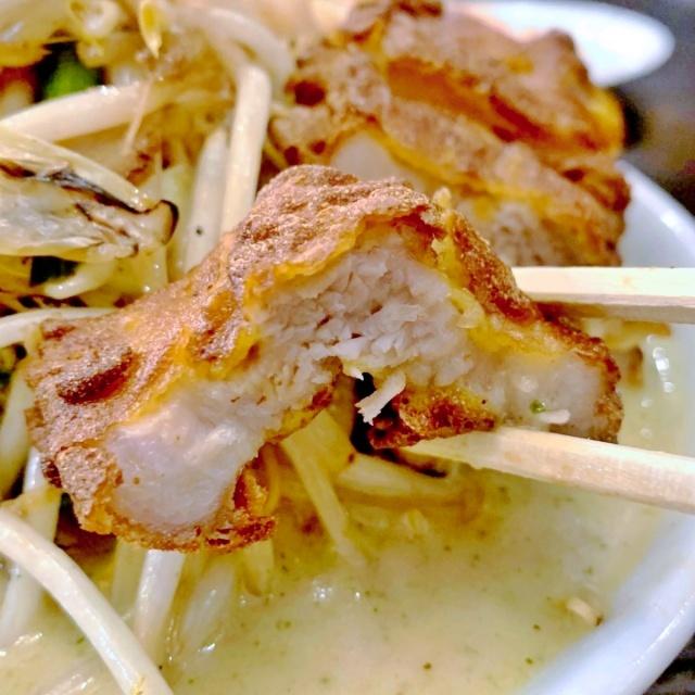 極濃湯麺シントミ 本庄インター店 (14)
