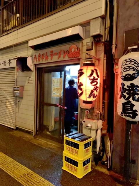 八ちゃんラーメン 薬院店 (2)