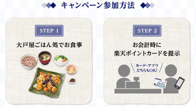 Screenshot_2019-04-27 大戸屋 楽天ポイントカードスタート記念キャンペーン(1)