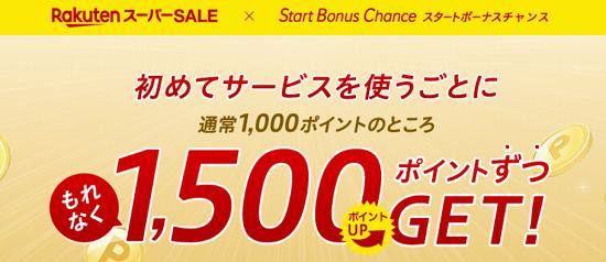 SBC(スタートボーナスチャンス Start Bonus Chance)