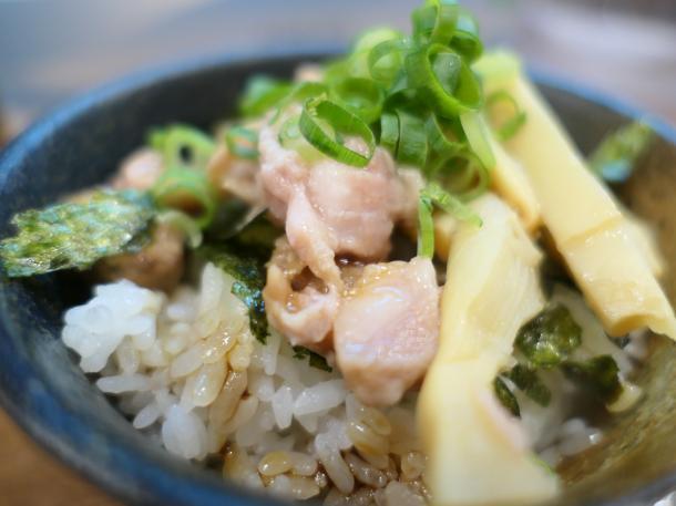 チャーメン丼