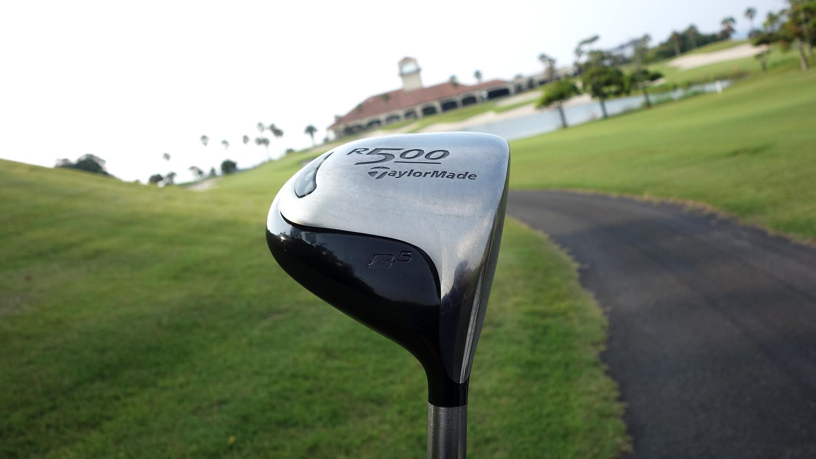 東京ベイサイド ゴルフ テーラーメイド R500