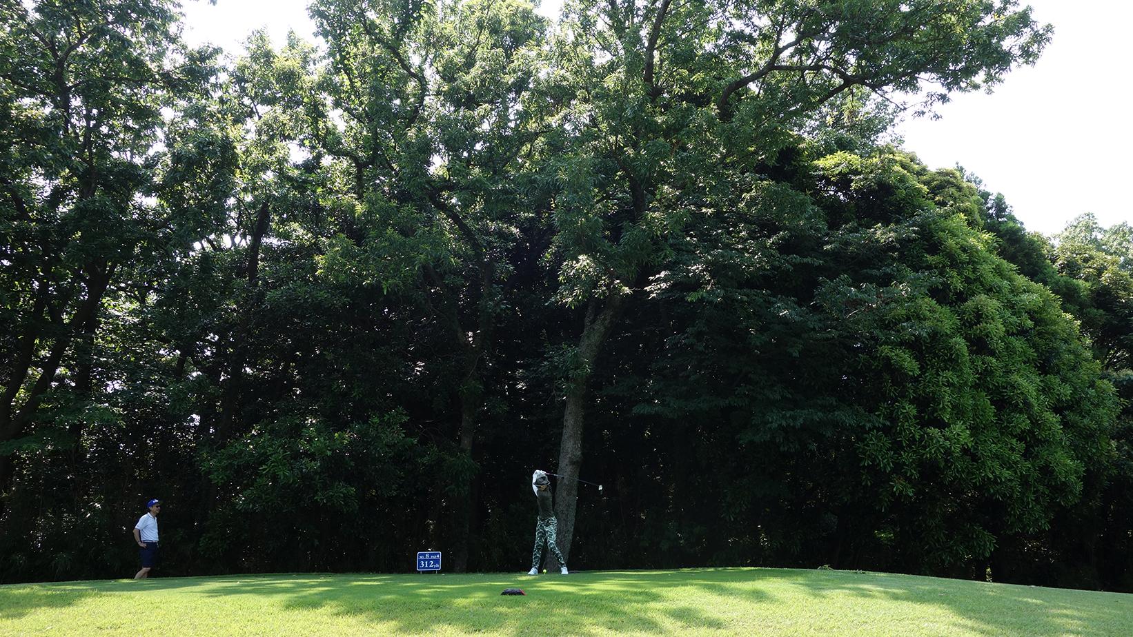 東京ベイサイド ゴルフ 月例 yk対決