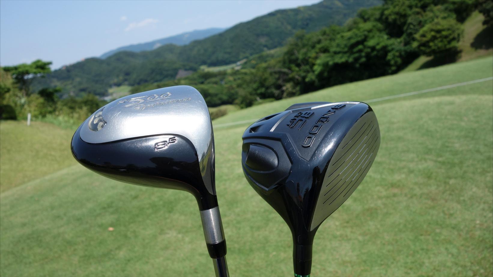 東京ベイサイド ゴルフ R500 BALDO