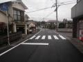平成30年度 舗修単債大第1-7号舗装補修工事の完成報告です。