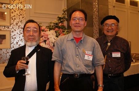 日本美術家連盟 総会・懇親会