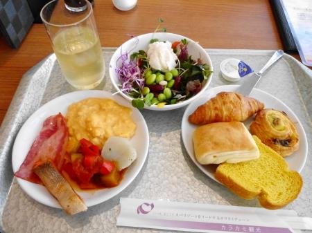 朝食洋食系