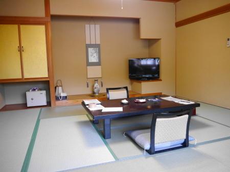15畳の和室