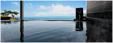 海のお風呂