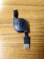 クイックチャージ対応USBケーブル導入(エレコム製)2