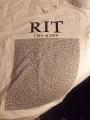 RIT学位授与式から帰国(1・卒業Tシャツ)