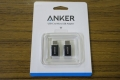 Anker製 USB-C & Micro USB アダプタ導入