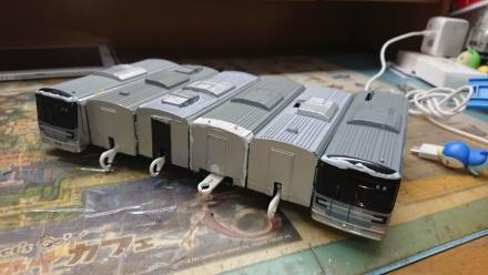 改造プラレール 都営6300形(2次車)