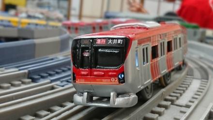 プラレール 東急6000系リメイク