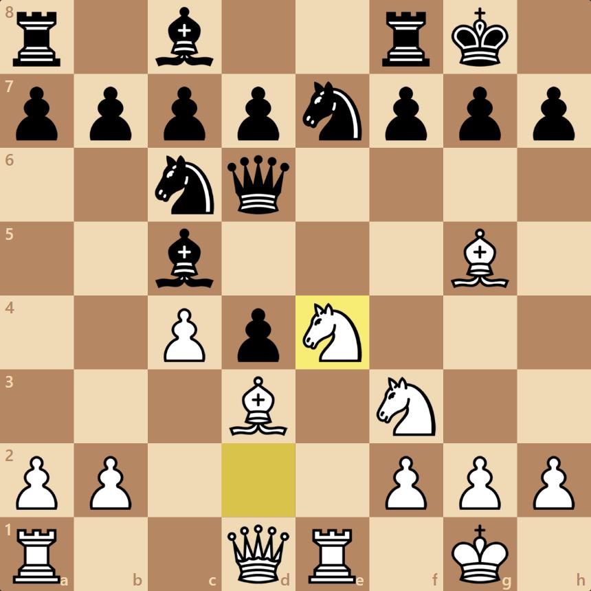 4/4のゲーム。11手で勝ち。消費時間3分3秒