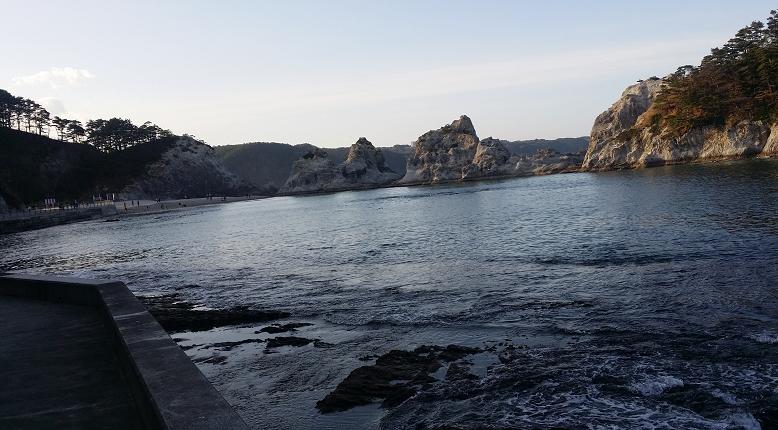 浄土ヶ浜1