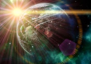 新生宇宙時代の始まり