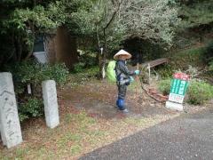 13玉ヶ峠への道