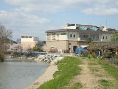 16曇川排水機場