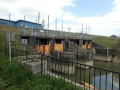 18曇川樋門