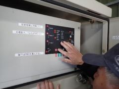 4予備発電機動作試験