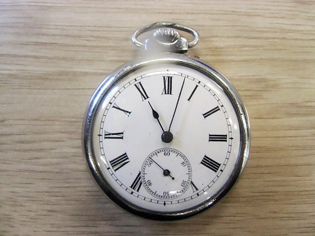 1-懐中時計