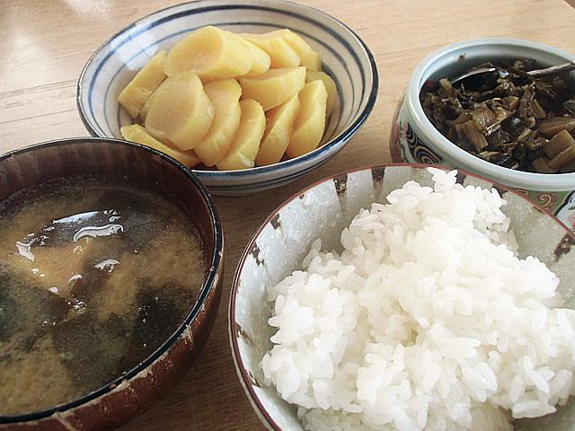 日本の朝ごはん