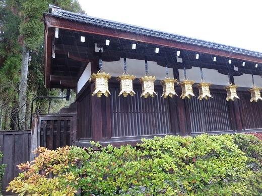 下鴨神社の飾り