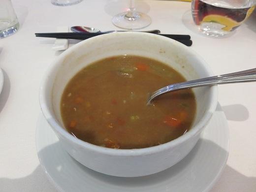 ある日のスープ