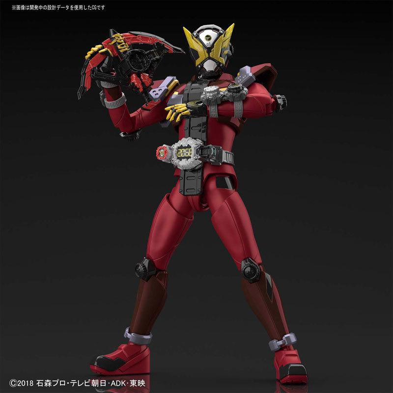 Figure-rise Standard 仮面ライダーゲイツ プラモデルFIGURE-044611_01