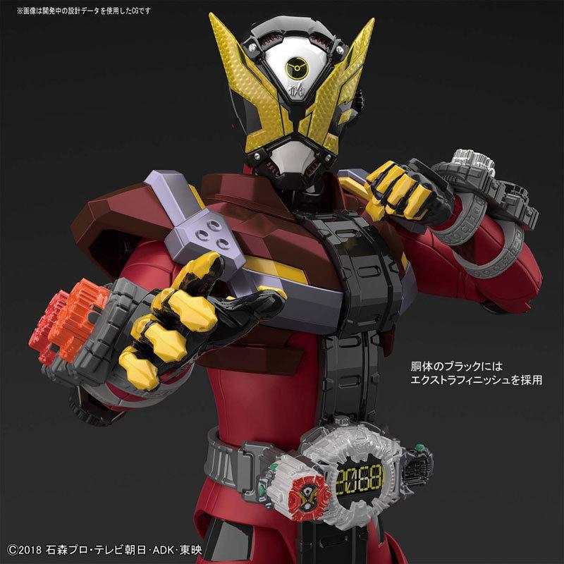 Figure-rise Standard 仮面ライダーゲイツ プラモデルFIGURE-044611_03