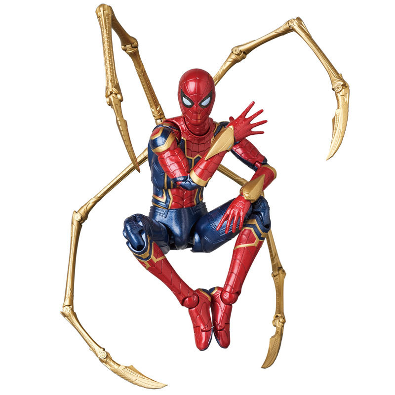 マフェックス MAFEX IRON SPIDERFIGURE-040184_01