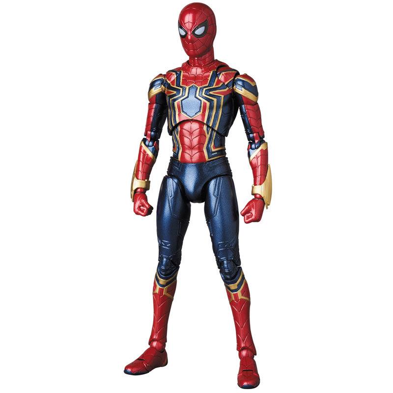 マフェックス MAFEX IRON SPIDERFIGURE-040184_03