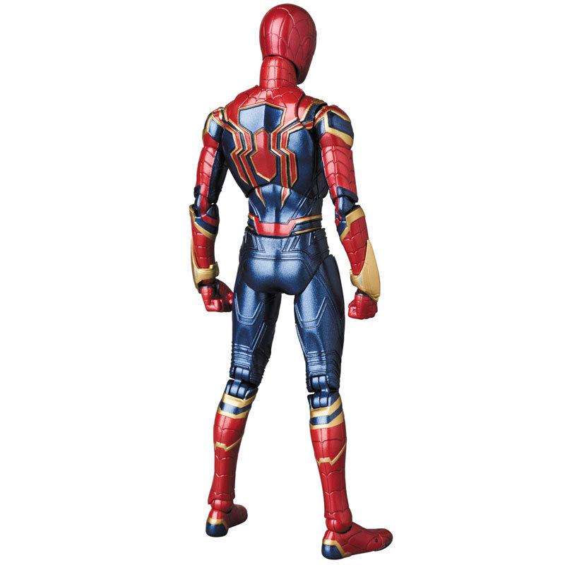 マフェックス MAFEX IRON SPIDERFIGURE-040184_04