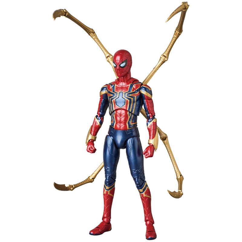 マフェックス MAFEX IRON SPIDERFIGURE-040184_05