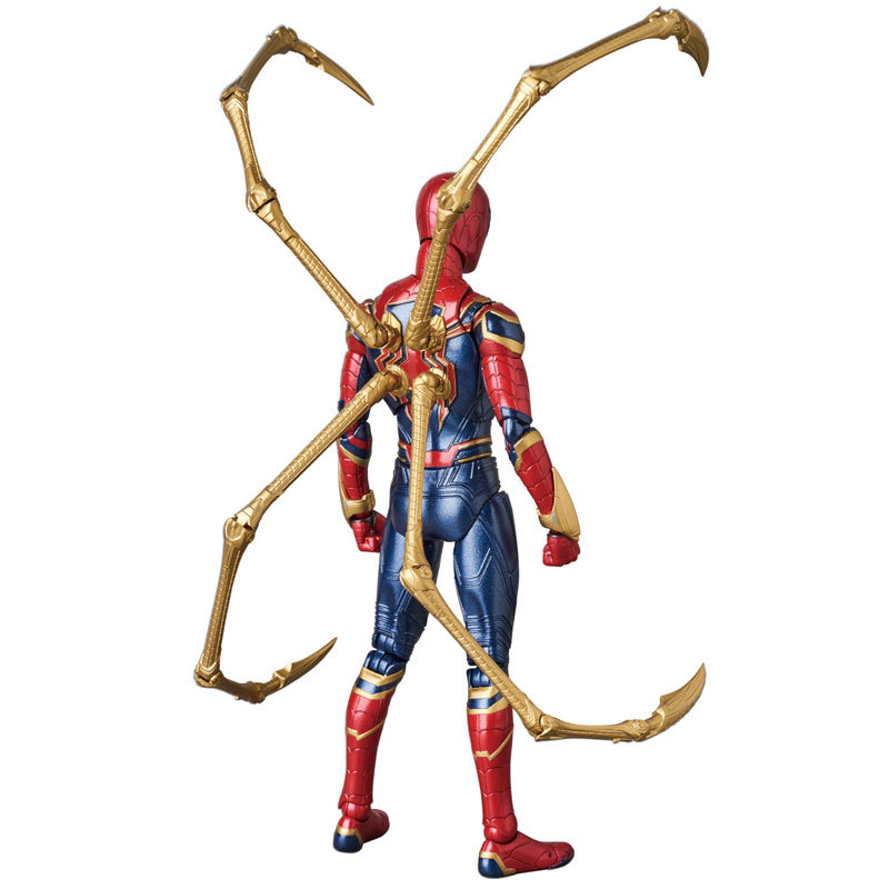 マフェックス MAFEX IRON SPIDERFIGURE-040184_06