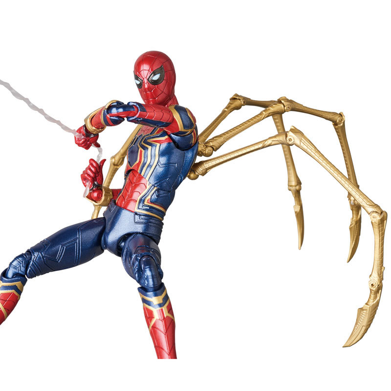 マフェックス MAFEX IRON SPIDERFIGURE-040184_10