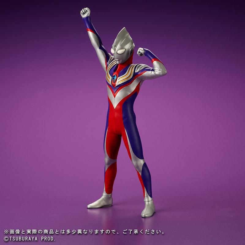 大怪獣シリーズ ULTRA NEW GENERATION ウルトラマンティガ(マルチタイプ) 登場ポーズFIGURE-045833_02