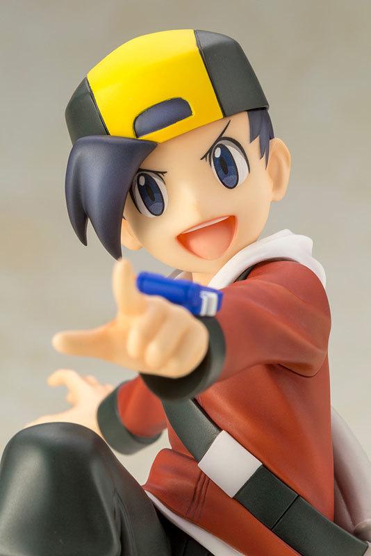 ARTFX J 『ポケットモンスター』シリーズ ヒビキ with ヒノアラシFIGURE-044844_04