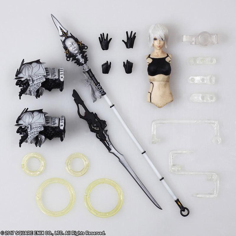BRING ARTS NieR:Automata ヨルハ A型 二号 アクションフィギュアFIGURE-042505_09