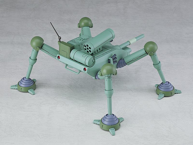 COMBAT ARMORS MAX15 172 太陽の牙 ダグラム アビテート F35C ブリザードガンナー プラモデルTOY-RBT-4783_02