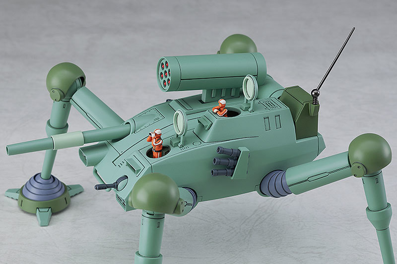 COMBAT ARMORS MAX15 172 太陽の牙 ダグラム アビテート F35C ブリザードガンナー プラモデルTOY-RBT-4783_03