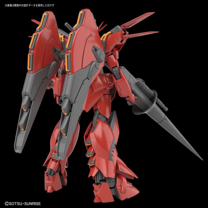 RE100 1100 ビギナ・ギナII プラモデルTOY-GDM-4106_03