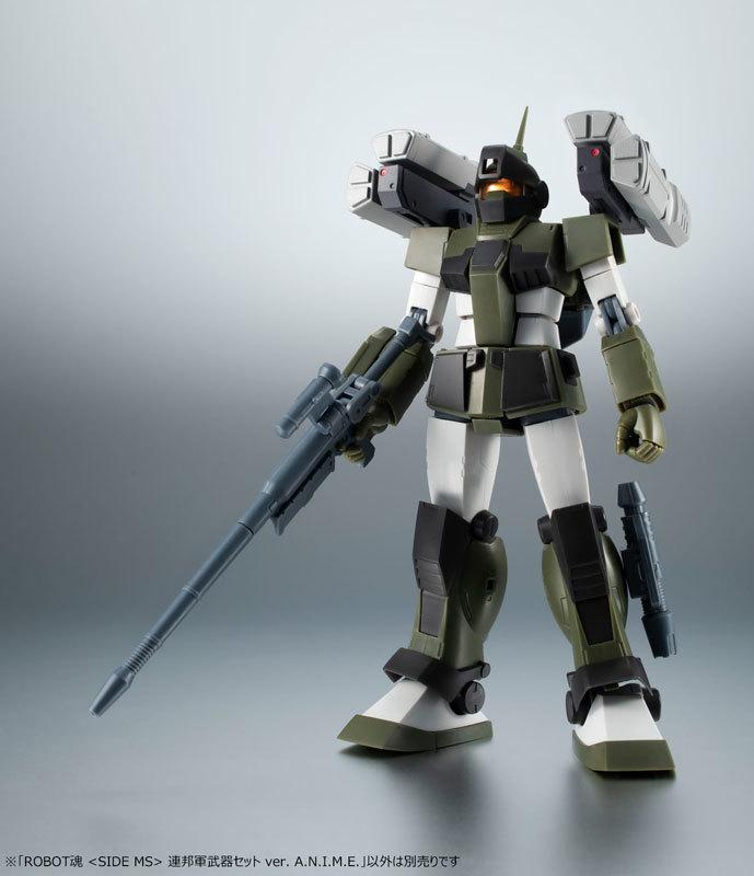 ROBOT魂 〈SIDE MS〉連邦軍武器セットFIGURE-045274_07